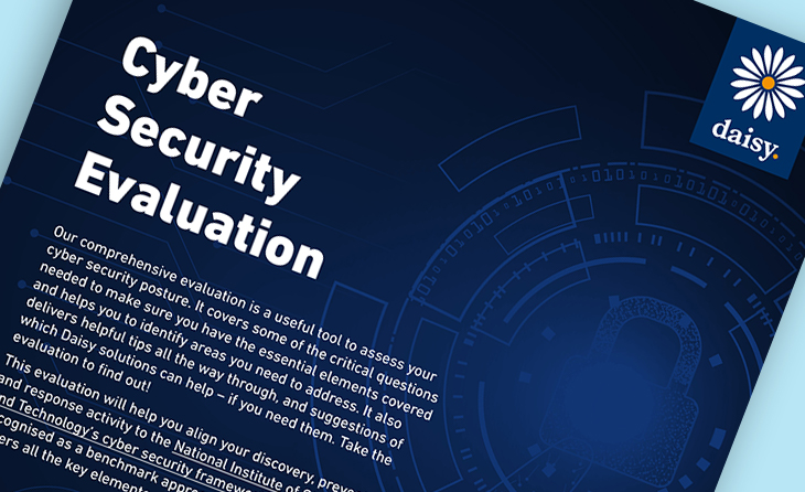 Daisy Cyber Security Evaluation